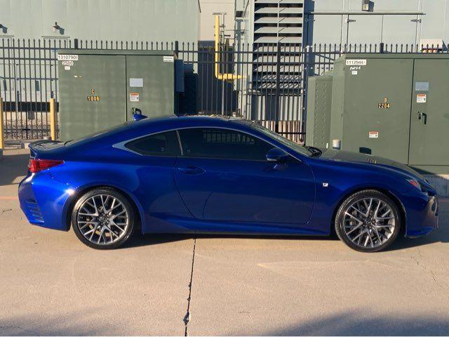 2015 Lexus RC 350 F-SPORT * Mark Levinson * VGRS * Sunroof * NAVI * in Carrollton, TX 75006