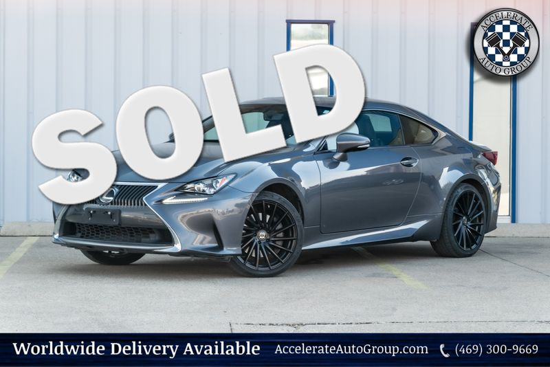 2015 Lexus RC 350  in Rowlett Texas
