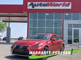 2015 Lexus RC 350 in Uvalde, TX 78801