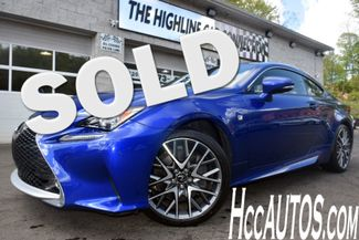 2015 Lexus RC 350 2dr Cpe AWD Waterbury, Connecticut