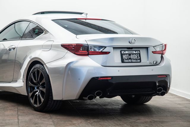 2015 Lexus RC-F Only 1K Miles in Addison, TX 75001