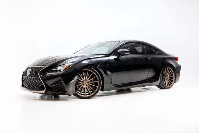 2015 Lexus RC F With Many Upgrades in TX, 75006