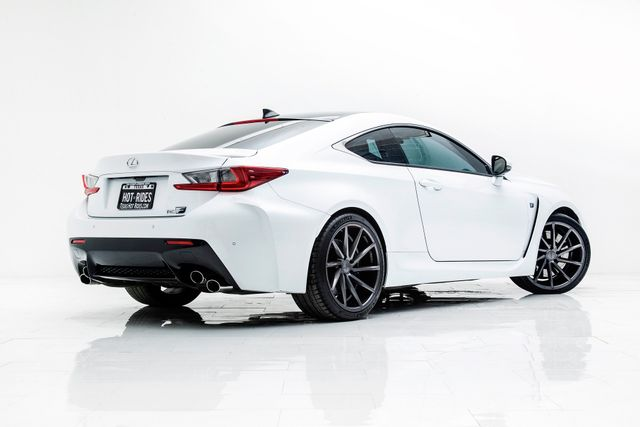 2015 Lexus RC F With Carbon & Performance Pkg. in , TX 75006