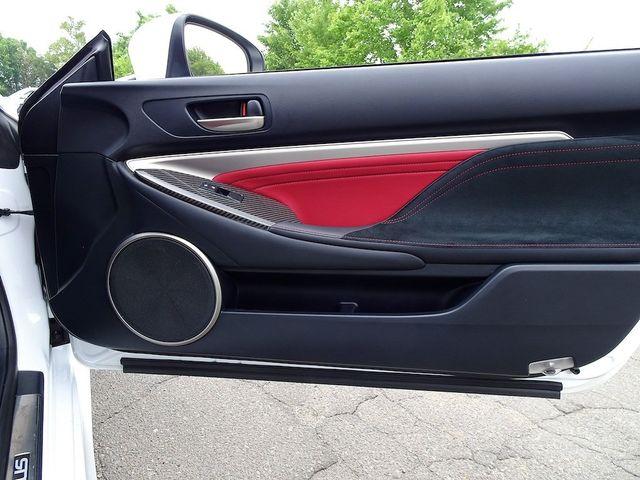 2015 Lexus RC F F Madison, NC 42