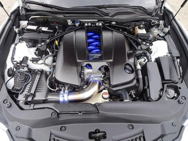 2015 Lexus RC F F Madison, NC 48