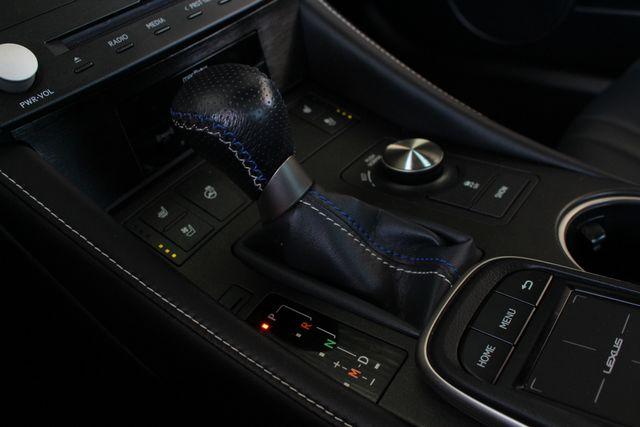 2015 Lexus RC F PREMIUM & NAV/MARK LEVINSON PKGS - RADAR CRUISE! Mooresville , NC 43