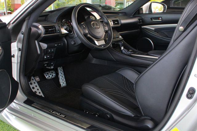 2015 Lexus RC F PREMIUM & NAV/MARK LEVINSON PKGS - RADAR CRUISE! Mooresville , NC 30