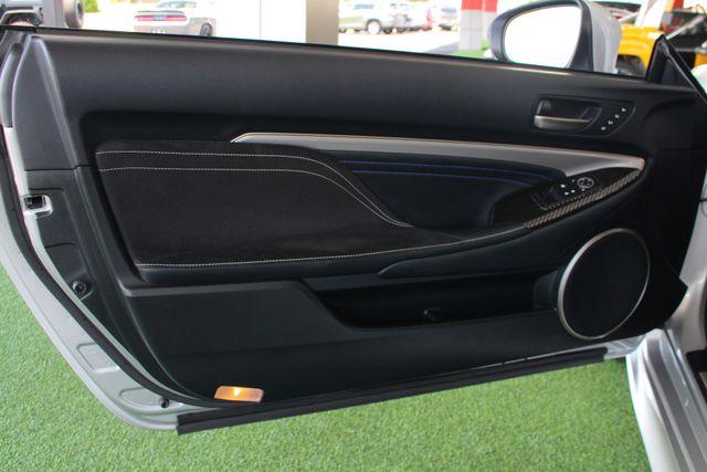 2015 Lexus RC F PREMIUM & NAV/MARK LEVINSON PKGS - RADAR CRUISE! Mooresville , NC 51