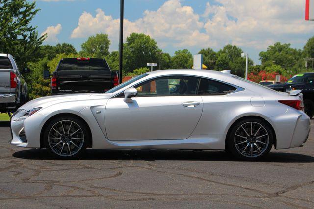 2015 Lexus RC F PREMIUM & NAV/MARK LEVINSON PKGS - RADAR CRUISE! Mooresville , NC 16