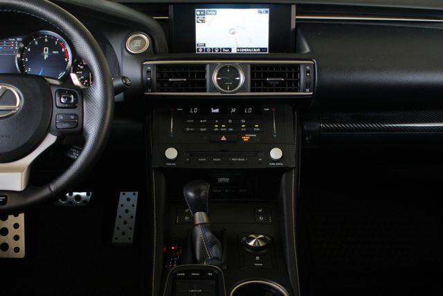2015 Lexus RC F PREMIUM & NAV/MARK LEVINSON PKGS - RADAR CRUISE! Mooresville , NC 10