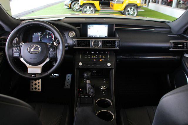 2015 Lexus RC F PREMIUM & NAV/MARK LEVINSON PKGS - RADAR CRUISE! Mooresville , NC 29