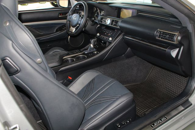 2015 Lexus RC F PREMIUM & NAV/MARK LEVINSON PKGS - RADAR CRUISE! Mooresville , NC 32