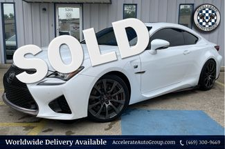 2015 Lexus RC F RCF PREMIUM PACKAGE W/ NAVIGATION/ MARK LEVINSON in Rowlett
