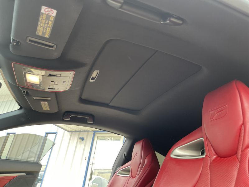 2015 Lexus RC F RCF PREMIUM PACKAGE W/ NAVIGATION/ MARK LEVINSON in Rowlett, Texas