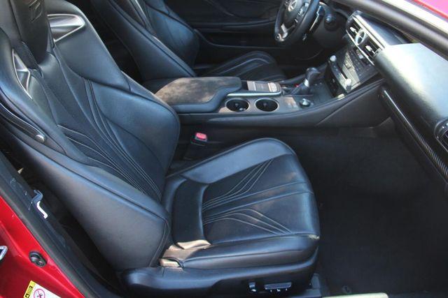 2015 Lexus RC F Santa Clarita, CA 17