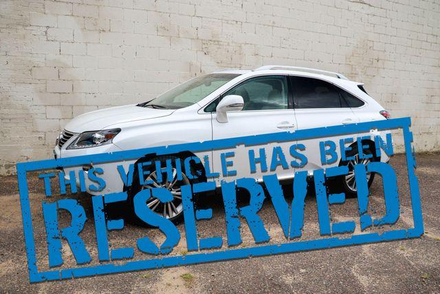 2015 Lexus RX 350 AWD/Navi, Backup Cam, Heated & Cooled Seats, Power Moonroof & Bluetooth Streaming