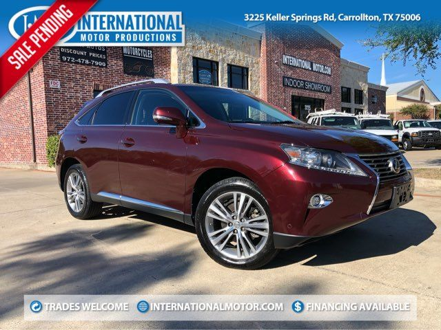 2015 Lexus RX 350 Premium Package