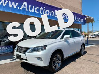 2015 Lexus RX 350 6 YEAR/70,000 MILE FACTORY POWERTRAIN WARRANTY Mesa, Arizona