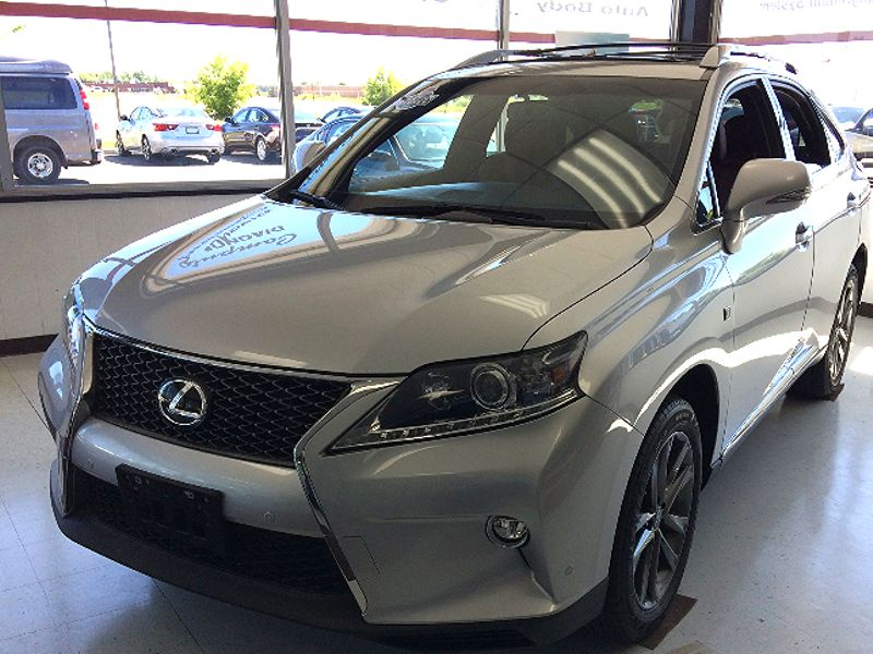2015 Lexus RX 350 Crafted Line F Sport | Rishe's Import Center in Ogdensburg New York