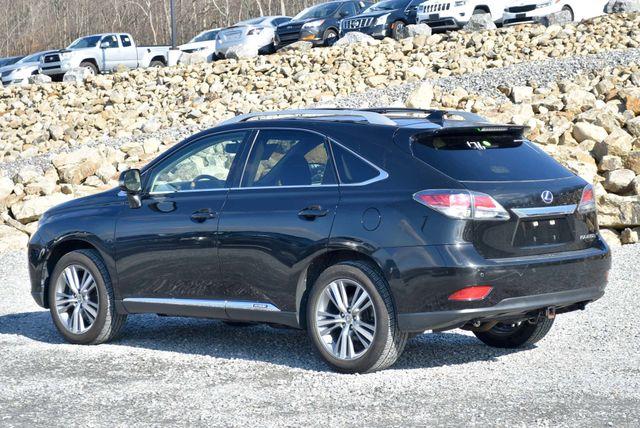 2015 Lexus RX 450h Naugatuck, Connecticut 2