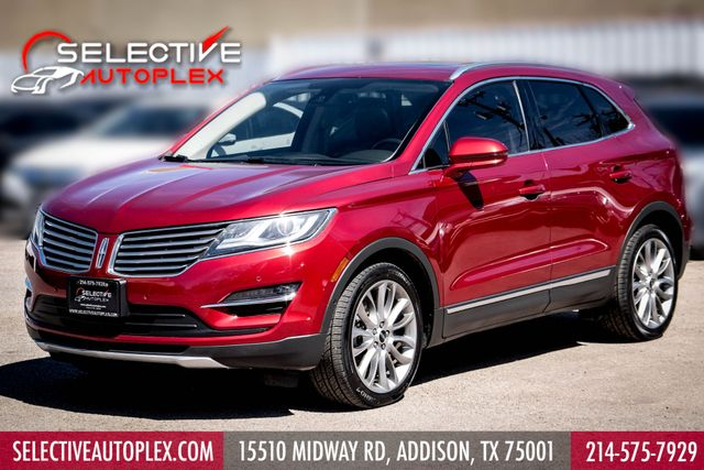 2015 Lincoln MKC Navigation/Pano Roof/Sunroof/