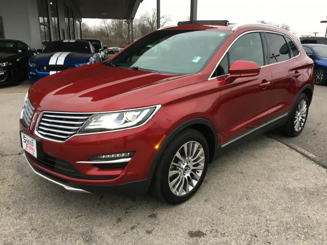 2015 Lincoln MKC Reserve 2.0L I4 in Gower Missouri, 64454
