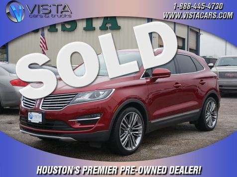 2015 Lincoln MKC Base in Houston, Texas