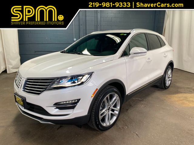 2015 Lincoln MKC 4d SUV AWD Reserve