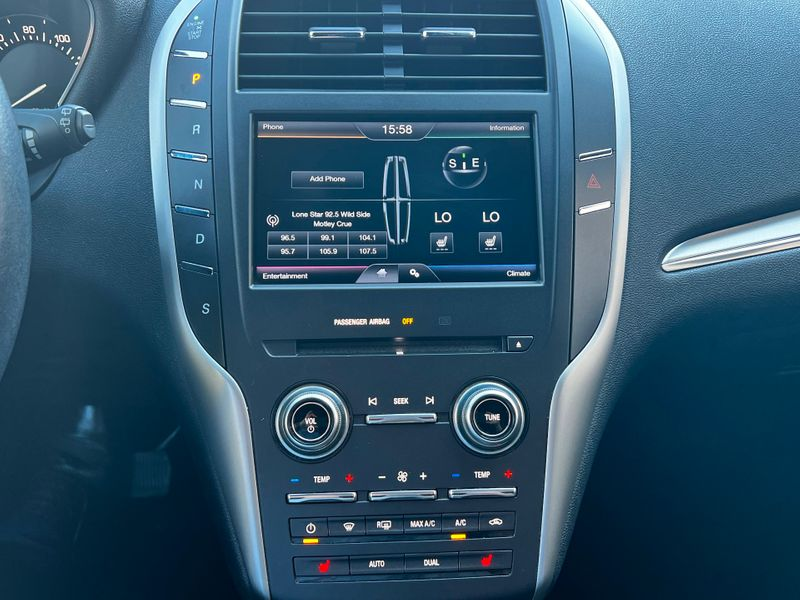 2015 Lincoln MKC 2.0L EcoBoost Leather Heated Seats Clean Carfax in Rowlett, Texas