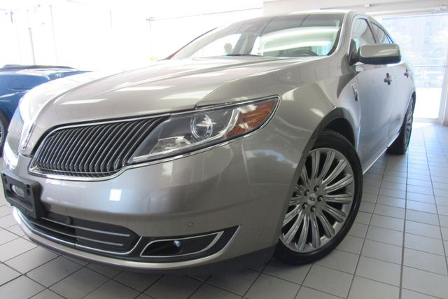 2015 Lincoln MKS W/ NAVIGATION SYSTEM/ BACK UP CAM Chicago, Illinois 4