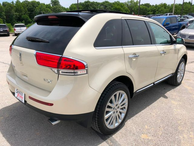 2015 Lincoln MKX in Gower Missouri, 64454