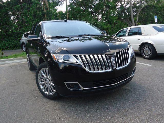 2015 Lincoln MKX AWD. PANORAMIC. NAVIGATION SEFFNER, Florida 10