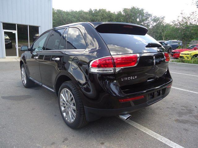 2015 Lincoln MKX AWD. PANORAMIC. NAVIGATION SEFFNER, Florida 12