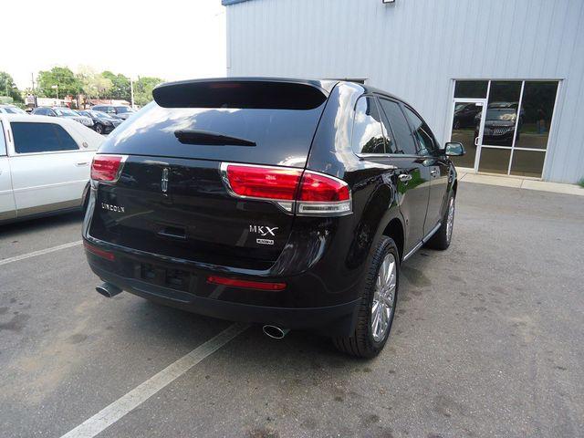 2015 Lincoln MKX AWD. PANORAMIC. NAVIGATION SEFFNER, Florida 15