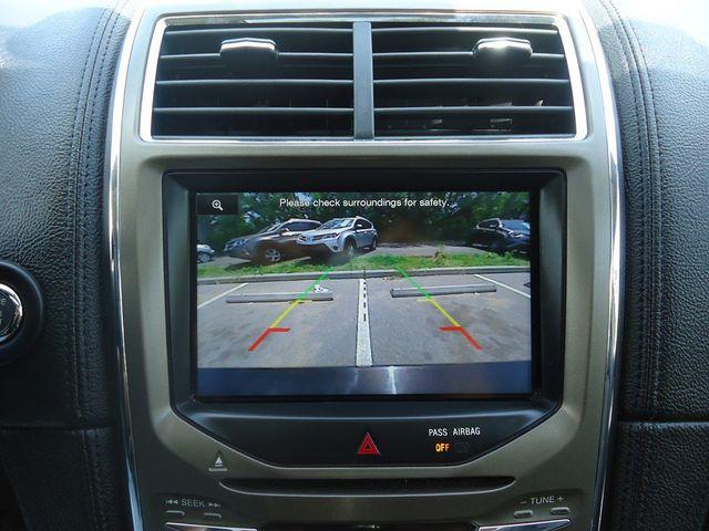2015 Lincoln MKX AWD. PANORAMIC. NAVIGATION SEFFNER, Florida 2