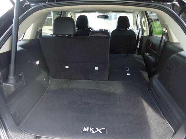 2015 Lincoln MKX AWD. PANORAMIC. NAVIGATION SEFFNER, Florida 22