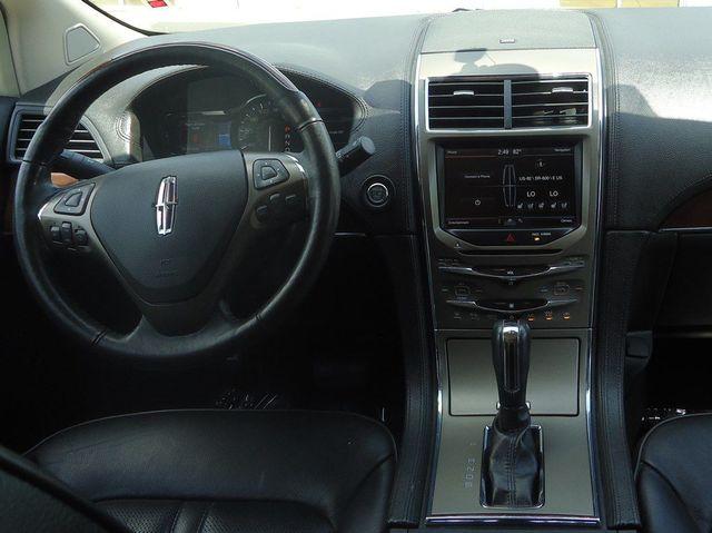 2015 Lincoln MKX AWD. PANORAMIC. NAVIGATION SEFFNER, Florida 28