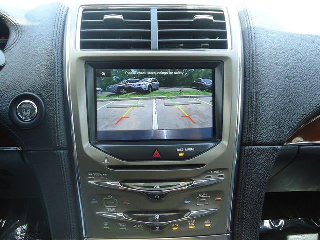 2015 Lincoln MKX AWD. PANORAMIC. NAVIGATION SEFFNER, Florida 40