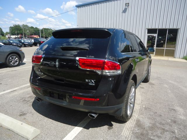 2015 Lincoln MKX AWD SEFFNER, Florida 11
