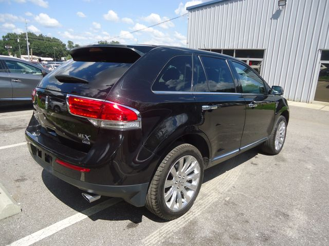 2015 Lincoln MKX AWD SEFFNER, Florida 12