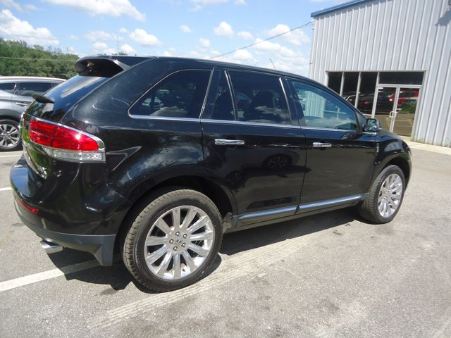 2015 Lincoln MKX AWD SEFFNER, Florida 14