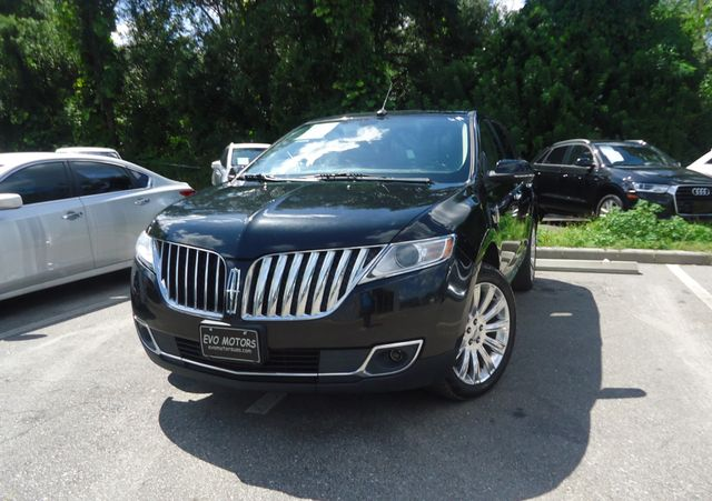 2015 Lincoln MKX AWD SEFFNER, Florida 4