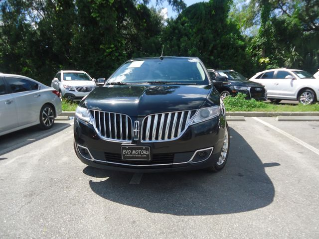 2015 Lincoln MKX AWD SEFFNER, Florida 5