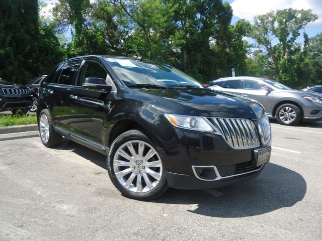 2015 Lincoln MKX AWD SEFFNER, Florida 6