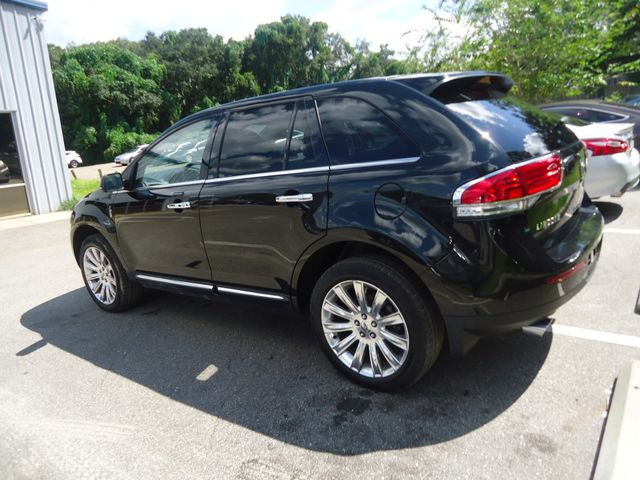 2015 Lincoln MKX AWD SEFFNER, Florida 8