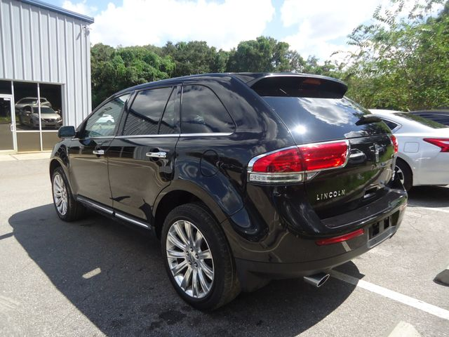 2015 Lincoln MKX AWD SEFFNER, Florida 9