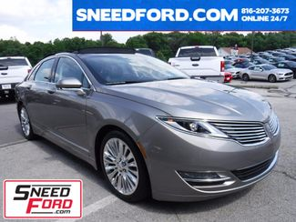 2015 Lincoln MKZ AWD V6 in Gower Missouri, 64454