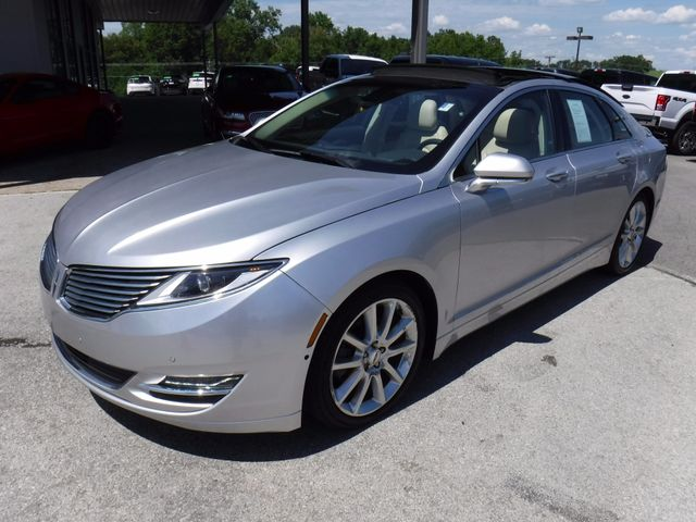 2015 Lincoln MKZ AWD 2.0L I4 in Gower Missouri, 64454