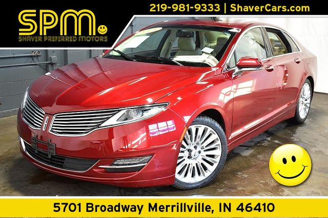 2015 Lincoln MKZ AWD Ecoboost