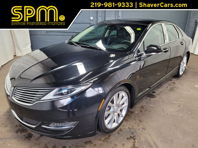 2015 Lincoln MKZ Ecoboost